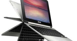 ASUS have a new convertible Chromebook on the way