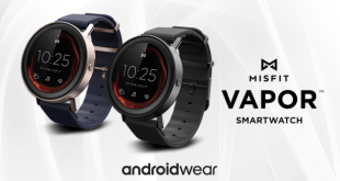 Misfit Vapor could be the cheapest and possibly best sporty Android Wear watch yet