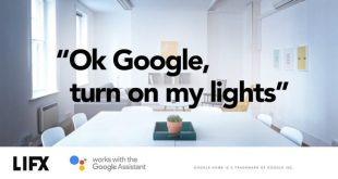 Good news everyone LIFX Smart Light Bulbs now work with Google Assistant