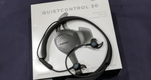 Bose QuietControl 30 wireless headphones — Review