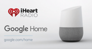 iHeartRadio being added to list of music streaming services on Google Home now