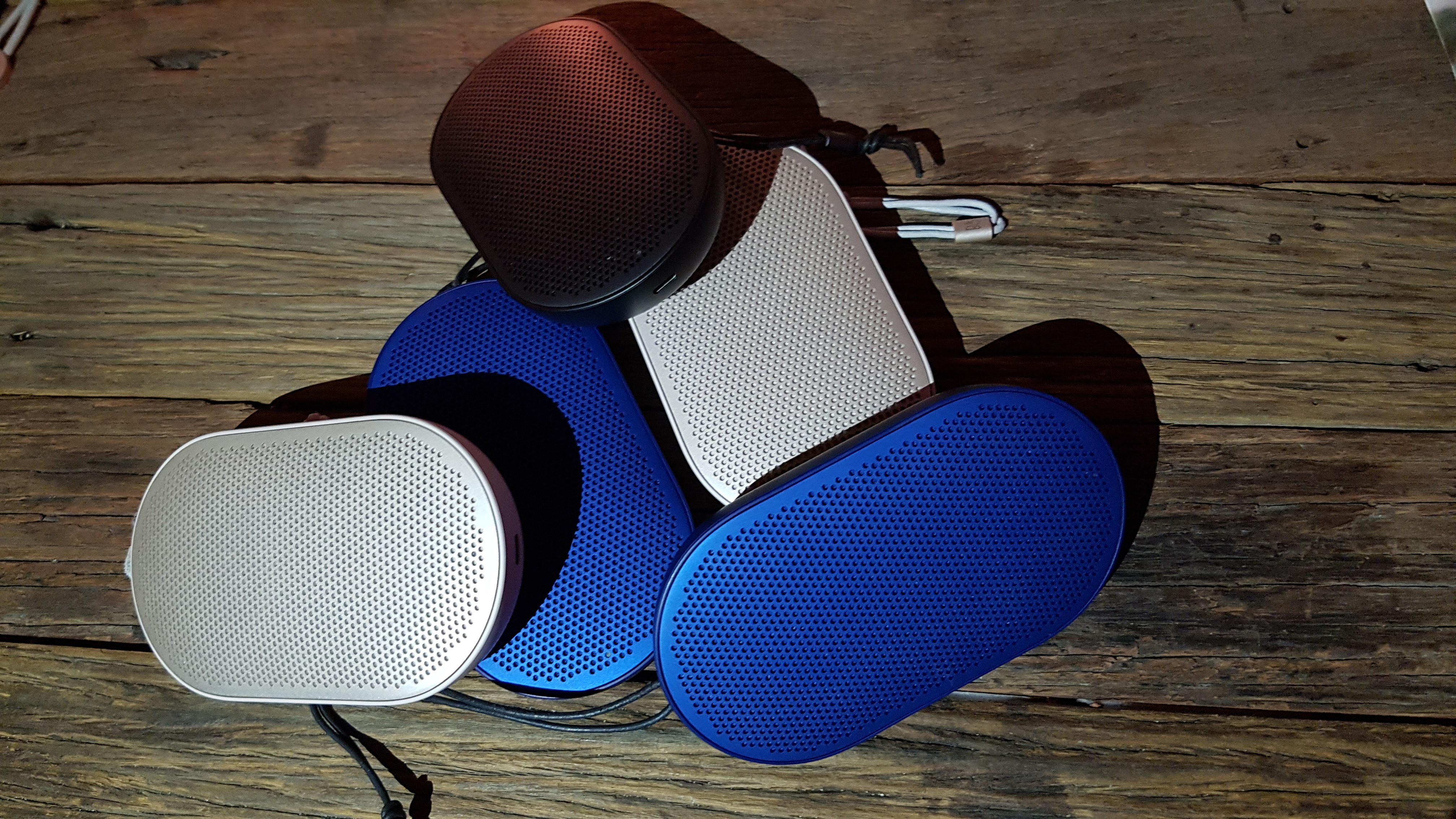 Bang & Olufsen intros Beoplay P2 Bluetooth speaker, palm-sized yet powerful