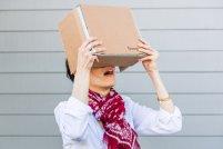 Chromebook Cardboard
