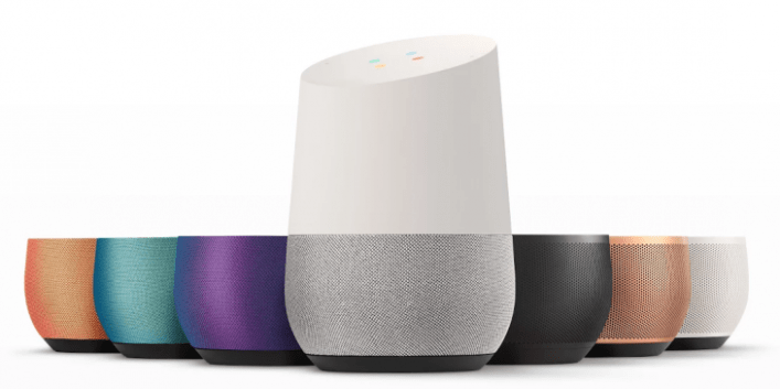 Google Home Bluetooth connectivity is active again - pair