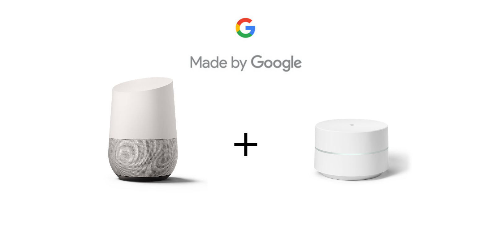 Google Home and Google WiFi now available for purchase in UK