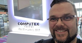 Phil discusses Day Two of Computex Taipei