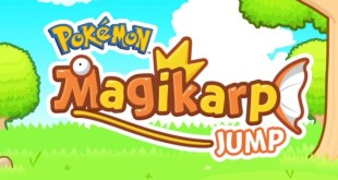 Pokemon: Magikarp Jump features Pokemon's most useless Pokemon in a fun adventure