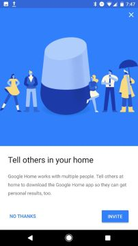 Google Home Multi-User 7