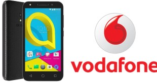 Alcatel U5 4G now available through Vodafone Pre-Paid for $99