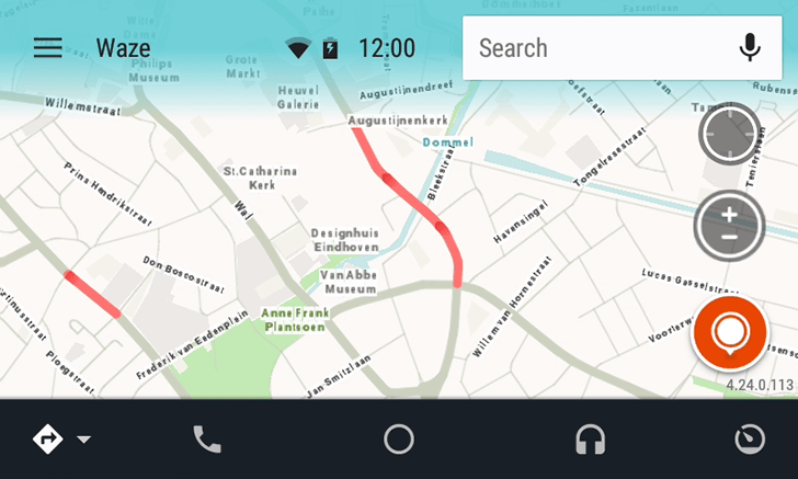 Waze arrives for Android Auto in beta form - Ausdroid
