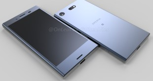Xperia XZ1 Compact CAD based render appears