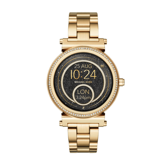 939a2294e066 Michael Kors  Grayson  and  Sofie  Android Wear 2.0 watches ...