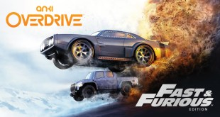 Anki Overdrive: Fast and Furious is slot cars for the kids of today