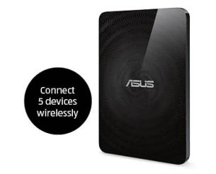 ASUS 1TB Wireless Portable Hard Drive - Screenshot 2