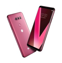 LG V30 side front/rear view