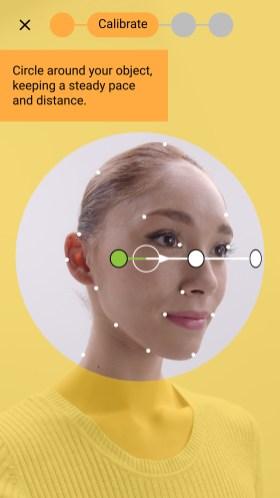 3D-Creator-Selfie-Scan