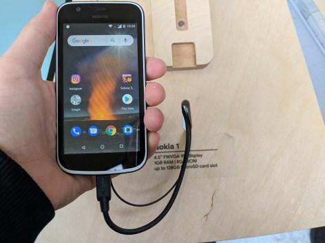 Nokia 1 Front