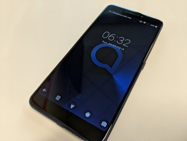 Alcatel 3V hands on - the mid-range is getting very good