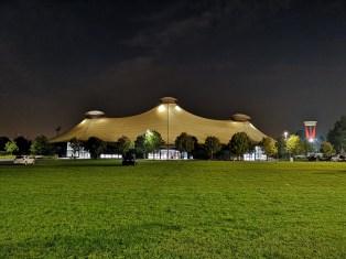 Melbourne Showgrounds Pavilion
