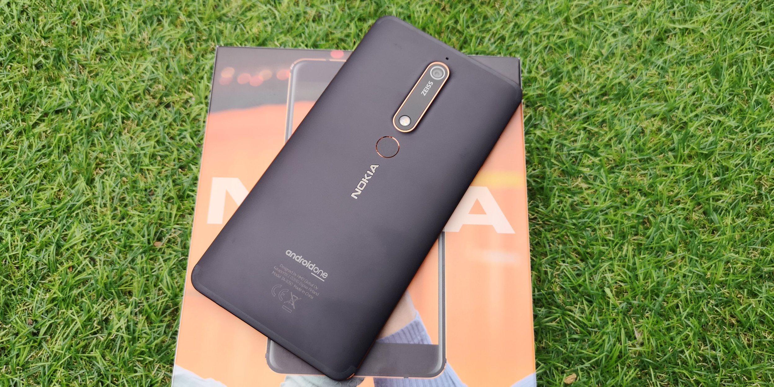 Nokia 6 (2018) - Australian Review - Ausdroid
