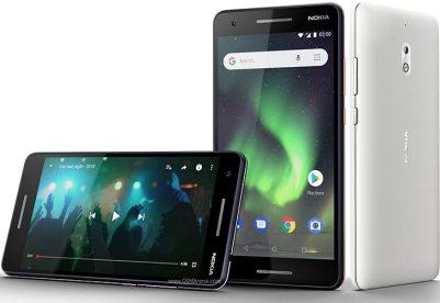 Nokia 2.1 - front