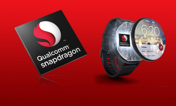 New Qualcomm chips for Wear OS coming this fall with 'lead smartwatch'