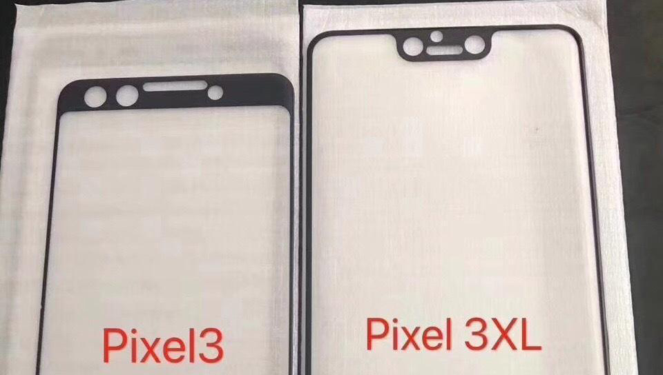 Pixel 3 XL Leak Confirms Controversial Display Notch