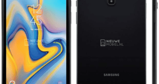 Samsung's Galaxy Tab A 8.0 (2018) leaks, takes Galaxy S inspiration