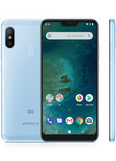 xiaomi mi a2 lite - lake blue