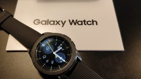 Galaxy Watch Header