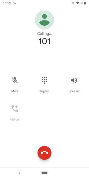 Phone Dialler - New