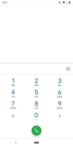 Phone - Dialpad - Old