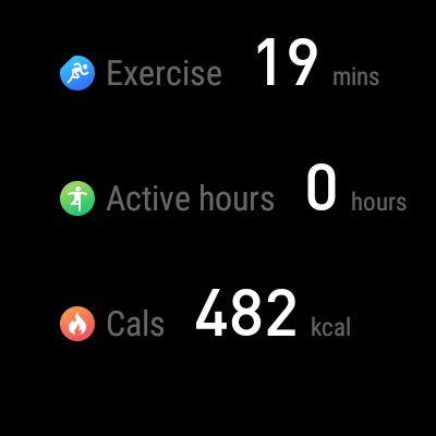 Ticwatch Pro - Health 3