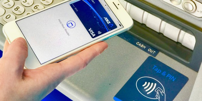 ANZ is launching NFC enabled ATMs to let you withdraw money