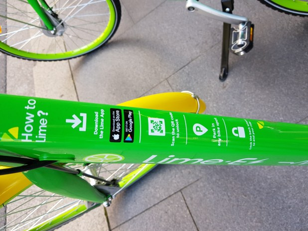Lime Electric share bikes now in Sydney: Try them before
