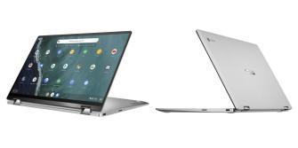 ASUS Chromebook Flip C434 - Front & Rear