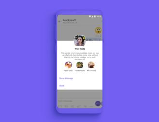 Viber v10 Update - Screenshot 1
