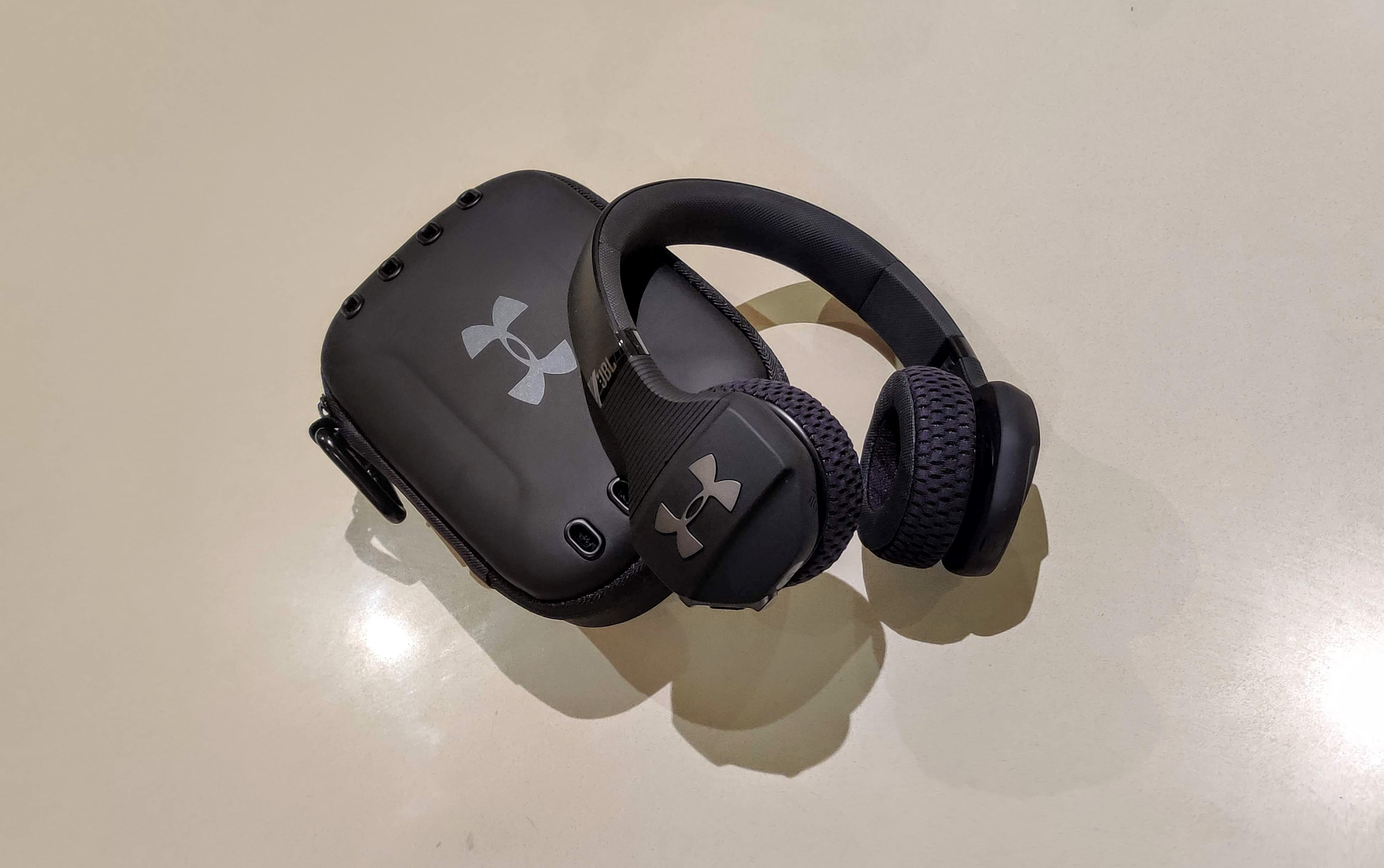 Rama símbolo mitología  Review: Under Armour Sport Wireless Train by JBL - finally some top notch  on-ear exercise headphones - Ausdroid