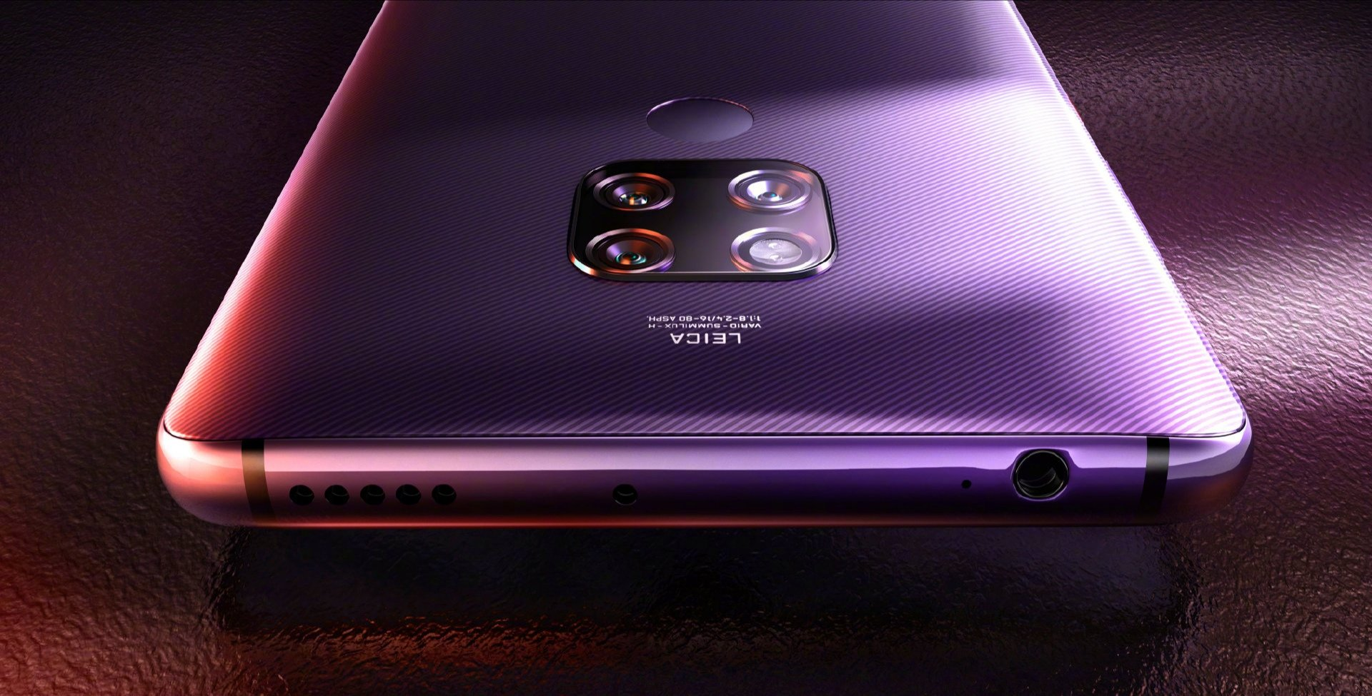 Huawei Trademarks SuperSensing Camera; May Arrive with Mate 30 Pro