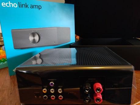 Link Amp Packaging