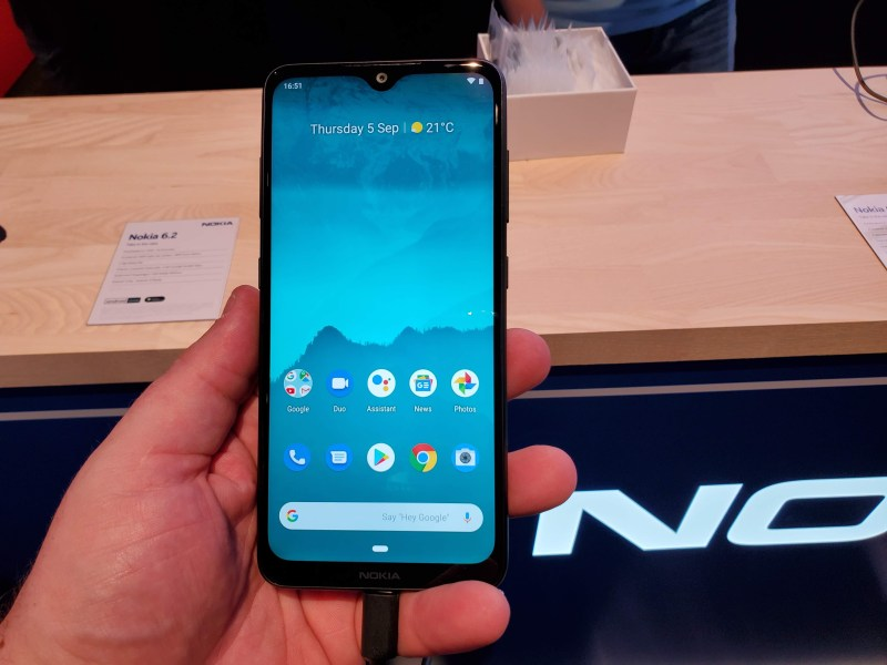 HMD Global shows off new Nokia smartphones and a brilliant