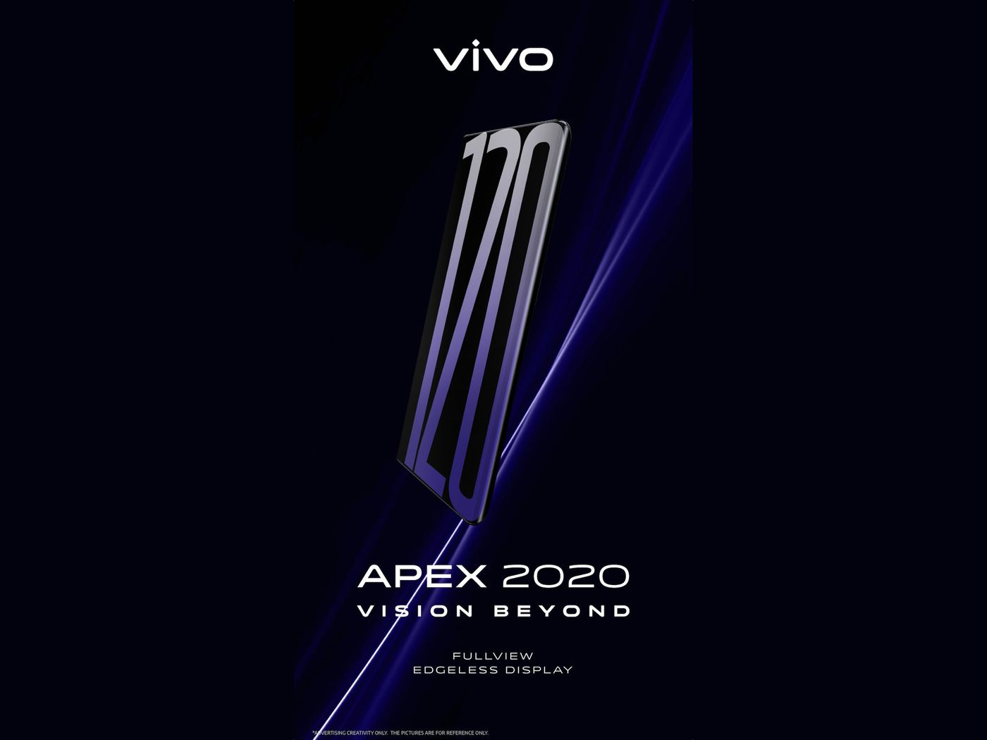 Vivo APEX 2020 with Insane Cameras, 60W Wireless Charging Unveiled