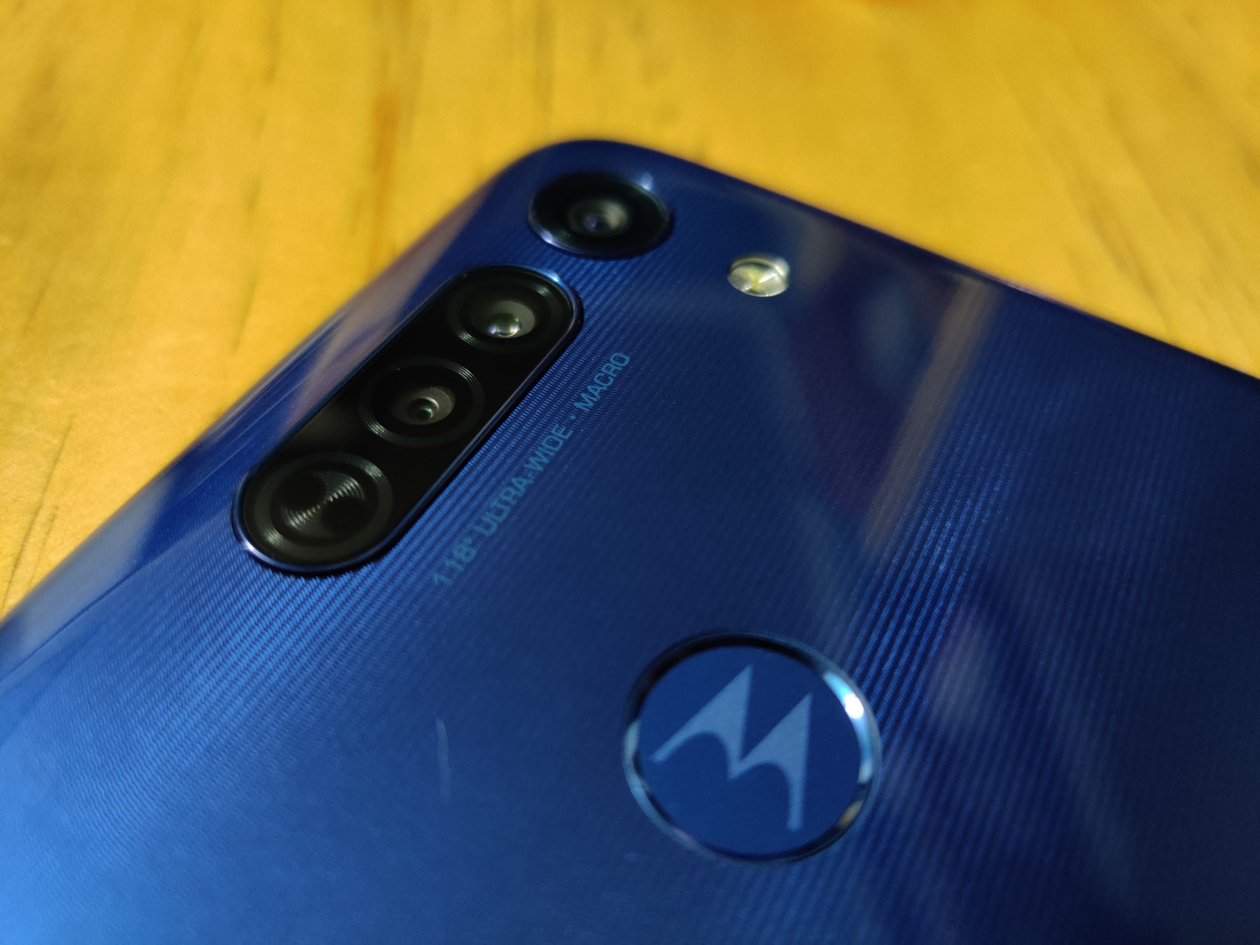 Motorola 'accidentally' leaks specifications of G Fast via a promo video