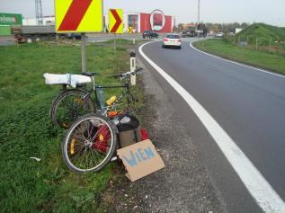 Bike-Hitch-Hiking?