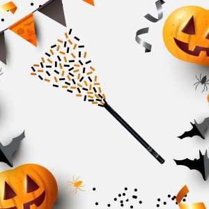 confetti-cannon-halloween-80cm-paper-confetti-orange-black