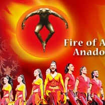 Fire of Anatolia Antalya