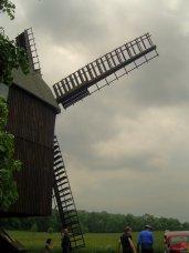 Bockwindmühle Bechstedtstraß