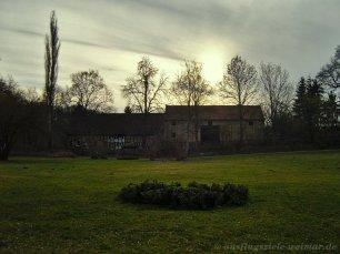 Gutsgebäude Schlosspark Tiefurt
