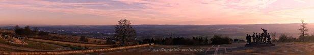 Weimarer Land Glockenturm Buchenwald Ettersberg