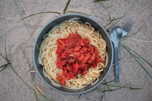Paprika Spaghetti